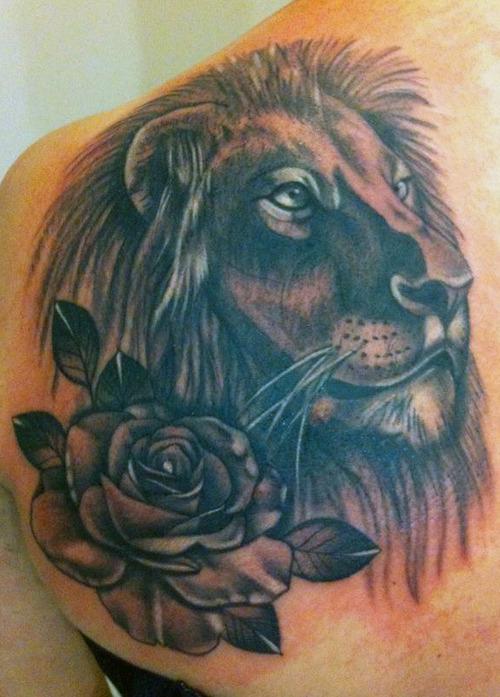 Tatuaggio Leone Significato Simbologia E Galleria Di