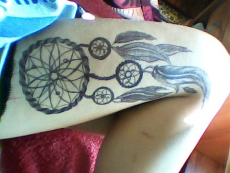 Pin significato tatuaggio acchiappasogni see it on pinterest for Acchiappasogni disegno