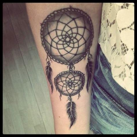 Tatuaggio acchiappasogni significato e disegni for Acchiappasogni disegno