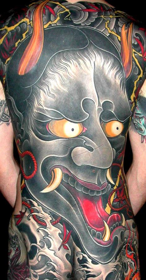 Front Leg Tattoo Designs