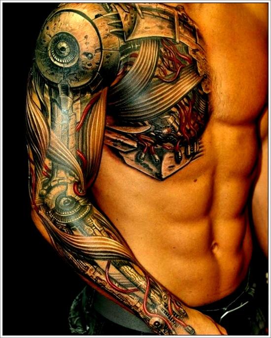 Proposta coercitiva per il Sardo Tattoo-biomeccanico
