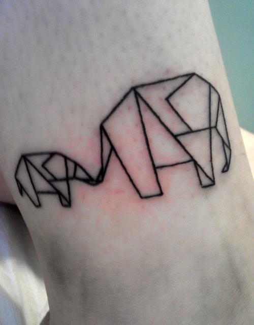 Elefante Tattoo