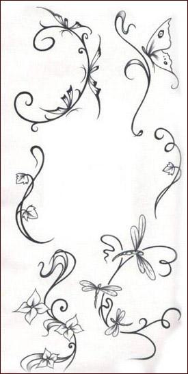 Tatuaggi Con Fiori Tanti Disegni Floreali Per Il Tuo Corpo