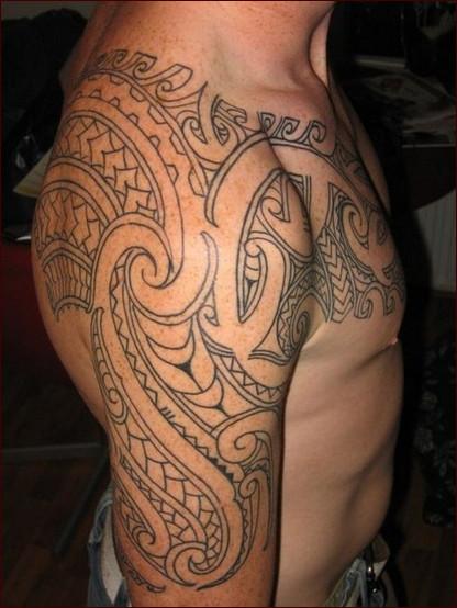 Tatuaggi Maori: il Significato e i Disegni più belli - Passione ...