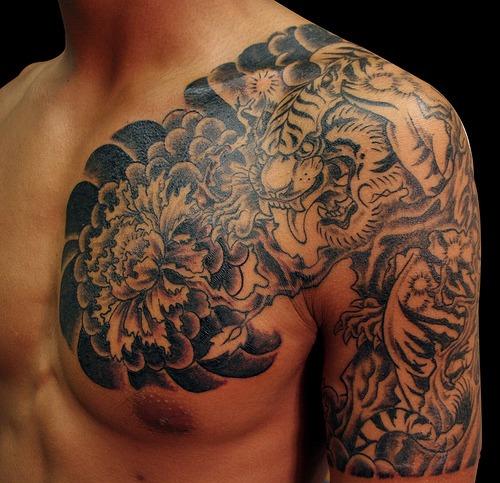 Tatuaggio tigre: il significato nella cultura cinese