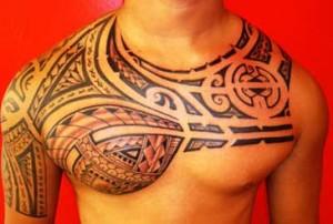 Tatuaggio hawaiano