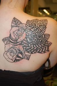 tatuaggio coperto