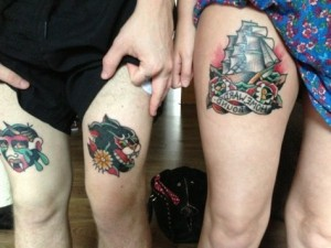 tatuaggio pantera