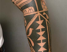 posti meno dolorosi per tatuarsi