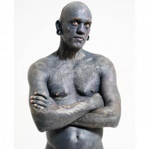 L'uomo più tatuato al mondo, Lucky Rich