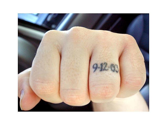 data tatuaggio