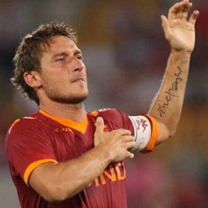 Tatuaggio Stephany di Totti