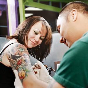 Tatuaggi quali creme usare per la convalescenza
