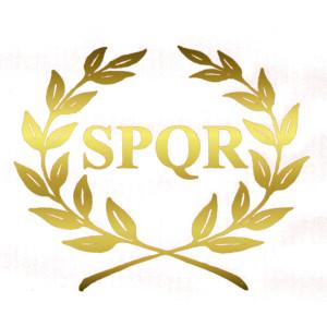 Tatuaggio S.P.Q.R.