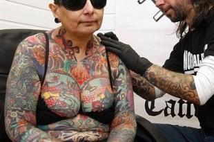 fran atkinson tatuaggi