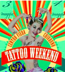 tattoo weekend