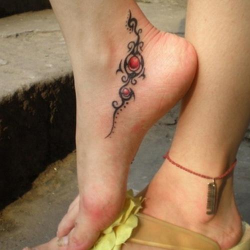 Exceptionnel Tatuaggi maori sul piede: una guida alla scelta del soggetto  IW62