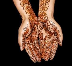 tatuaggi all'henné mondo musulmano