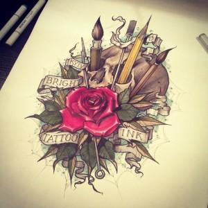 cosa c'è nell'inchiostro per tatuaggi