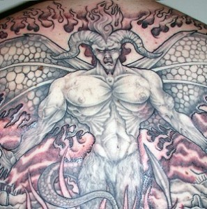 devil tattoo 2