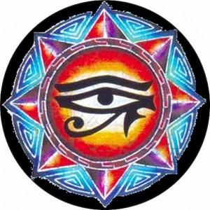 horus occhio tattoo