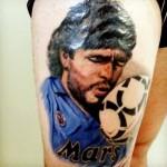 maradona-tattoo