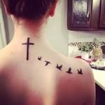 tatuaggio croce 3