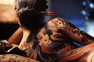 tatuaggi giapponesi irezumi