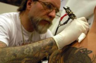 tatuaggio lavoro