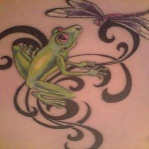 frog tattoo2
