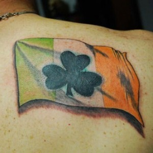 tatuaggi simboli Irlanda