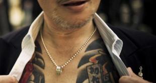 yakuza mafia tatuaggi