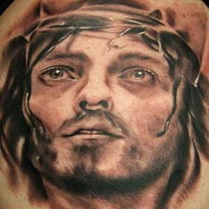 Jesus-Tattoos