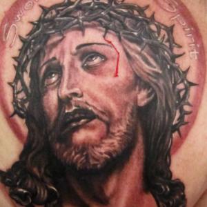 tatuaggio cristiano