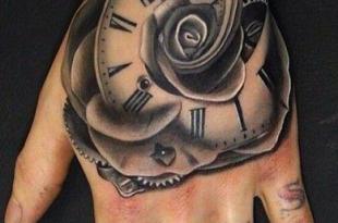 tatuaggio mano