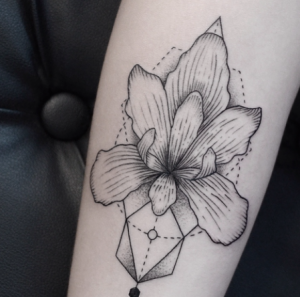 Tatuaggio orchidea significato ed immagini passionetattoo tattoo orchidea altavistaventures Gallery