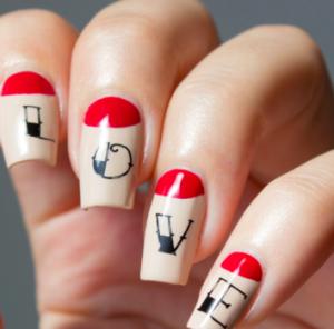 tatuaggio unghie