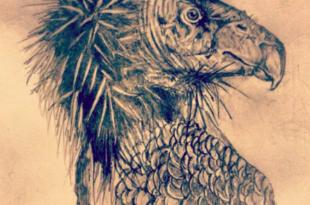 condor-tattoo