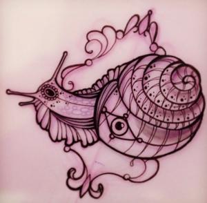 tatuaggio-lumaca