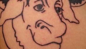tatuaggio gnu