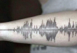 soundwave tattoo
