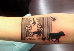 tatuaggio crema veg