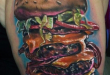 Food Tattoo