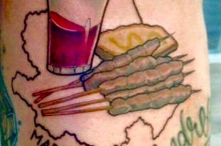 Tatuaggio abruzzo
