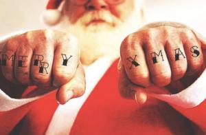 Tatuaggio Natalizio