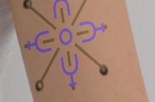 tatuaggio cambia colore