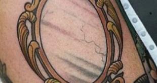 tatuaggio specchio