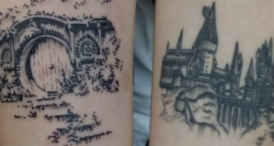 hobbit tattoo
