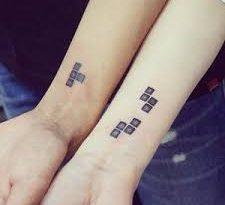 tatto tetris