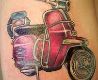 lambretta tattoo